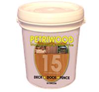 Petriwood Termite Treatment, One- 5 Gallon Pail